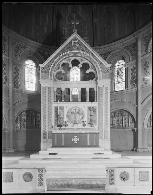 Daytonian in Manhattan: The Lost St  Agnes Chapel -- W  91st