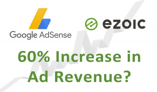 تفعيل اعلانات ادسنس من خلال موقع ezoic علي موقعك او مدونتك