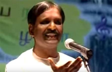 Vairamuthu speech about his amma