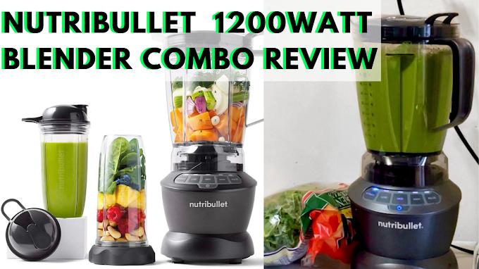 Nutribullet Blender Combo Review Vs Vitamix