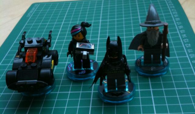 lego dimensions starter pack batmobile instructions