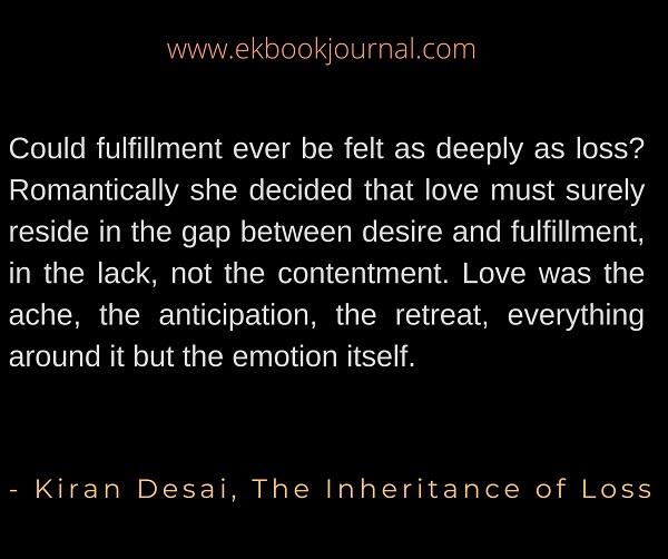 Kiran Desai Quotes | Love Quotes