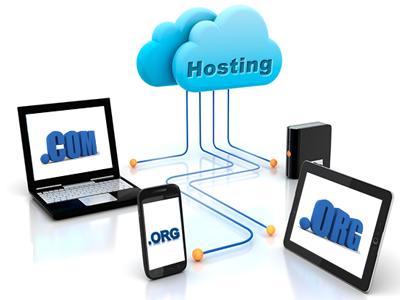 Tên miền và hosting là yếu tố quyết định tính chuyên nghiệp của thiết kế website.