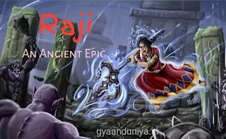 Raji game wiki, Raji:an ancient epic game kya hai,