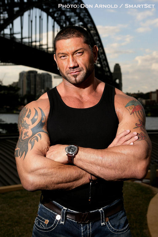 And Batista Dave Mysterio Rey