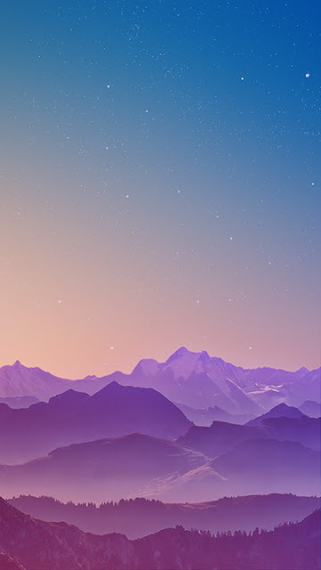 Mountain Range Wallpaper iPhone 6S Plus