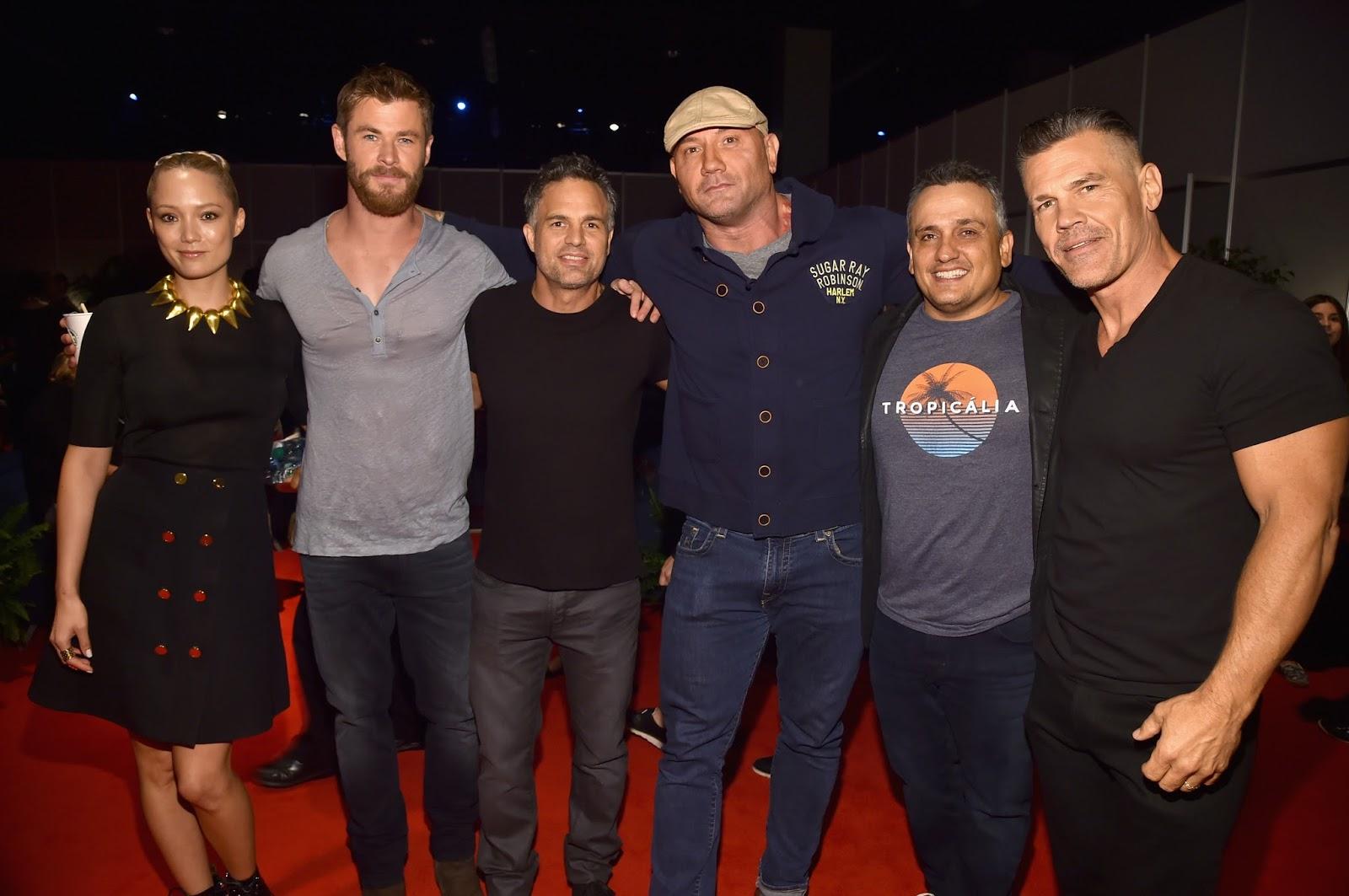 60dd50fae76 Marvel Studios  Avengers  Infinity War --
