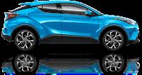 Castiga o masina Toyota C-HR Hybrid + bonuri de combustibil - concurs - airwaves - castiga.net