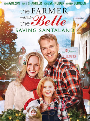 The Farmer & The Belle Saving Santaland 2020