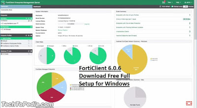 FortiClient 6.0.6 Download Free Full Setup for Windows (2019)