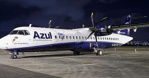 Superaquecimento - Voo da Azul: Juazeiro-Recife é cancelado - Flavio Pinto