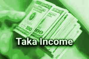 Taka Income Korar Apps | টাকা ইনকাম করার App