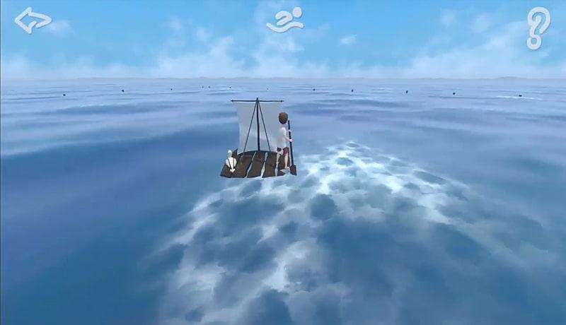 تحميل لعبة المغامرات الرائعة Storm Boy APK + OBB للاندرويد