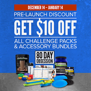fitness, opportunity, deal, promo, bundle, package, new year, 80 day obsession,