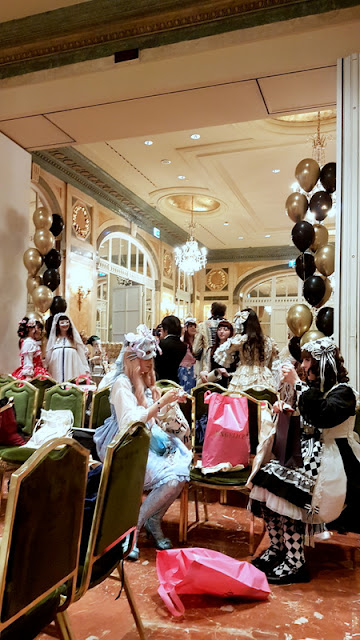 vitae essentia lolita fashion show auris lothol