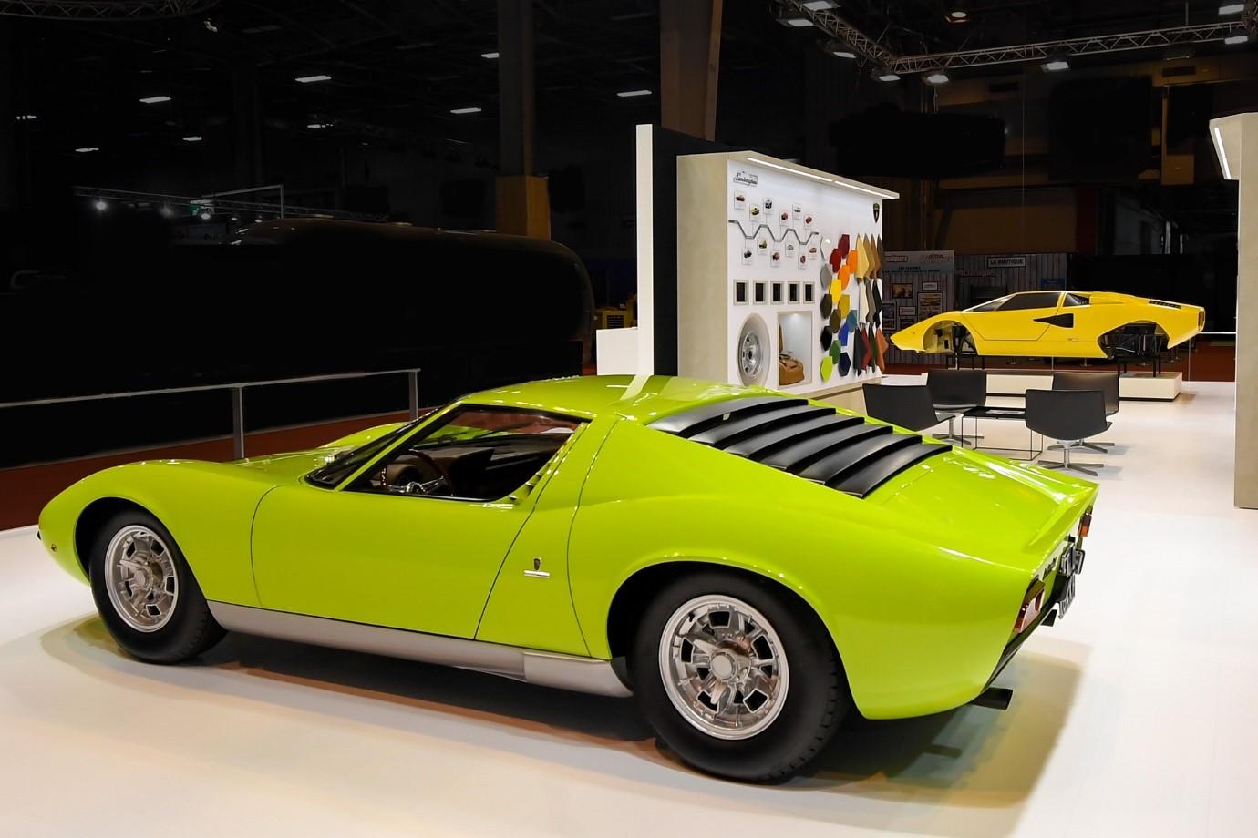 Lamborghini Miura Restomod Ms Blog