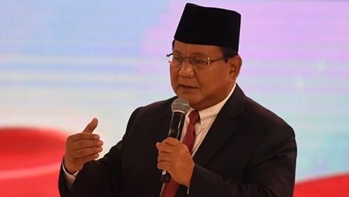 Prabowo: Kalau Bicara Produktivitas, Kita Harus Lihat Tiongkok