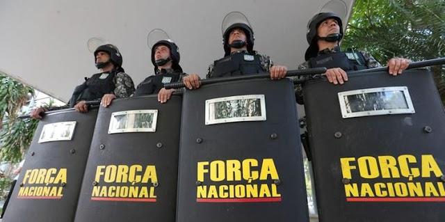 Justiça autoriza prorrogação do uso da Força Nacional no Pará