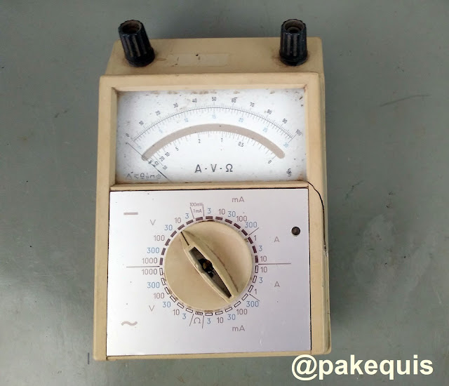 Multimeter Siemens Multizet