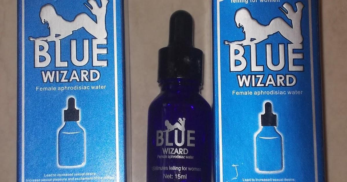 jual perangsang wanita blue wizard asli dijamin uh