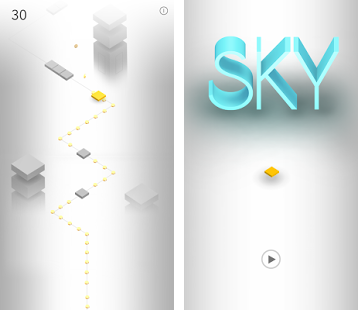 Sky Android Game Under 10 mb