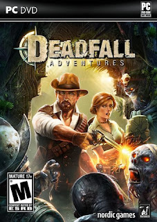 Deadfall Adventures PC Game Highly Compressed