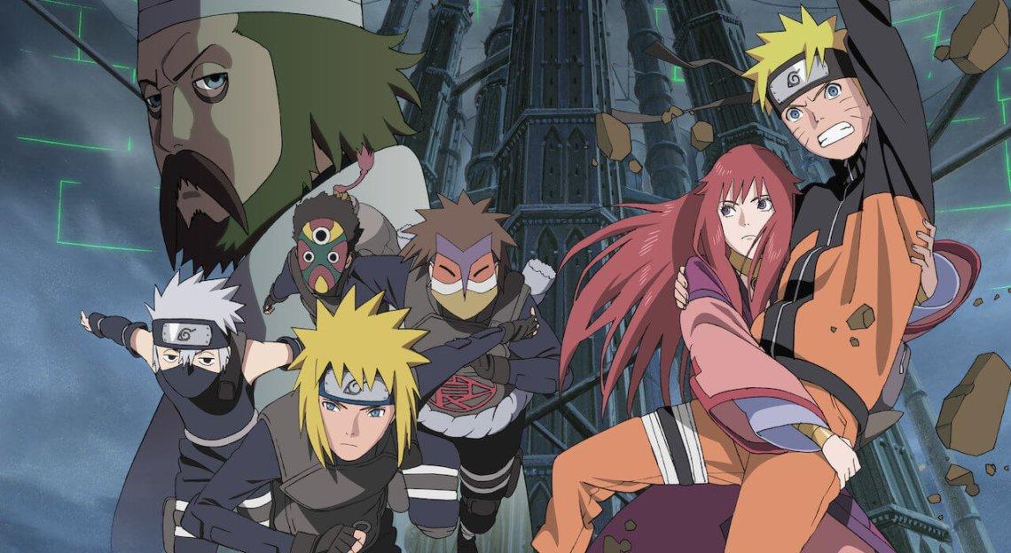 Naruto: Shippuden Movie 4 – The Lost Tower (2010) Bluray Subtitle Indonesia