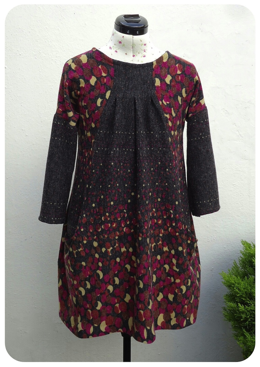 Ivy Arch An October Tunic From Ottobre Magazine