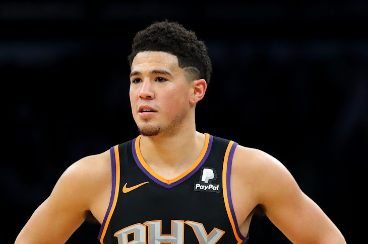 Devin Booker Will Replace Damian Lillard In The All-Star Game