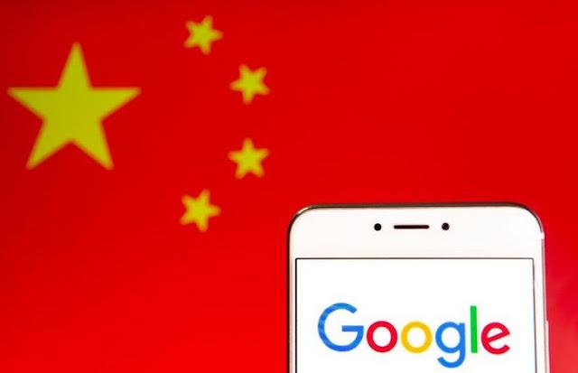 Rencana Google Gagal Membangun Mesin Pencari Tiongkok