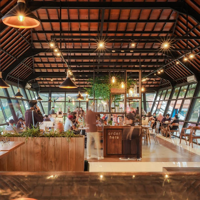 Taman Langit Cafe Purwokerto