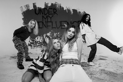 Music blog- The Aces latest album Under My Influence