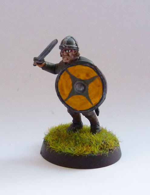 Anglo-Saxon Geburs for Gripping Beasts' SAGA Viking Age.