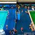 Rio 2016 : apa din bazinul olimpic de sarituri s-a facut verde
