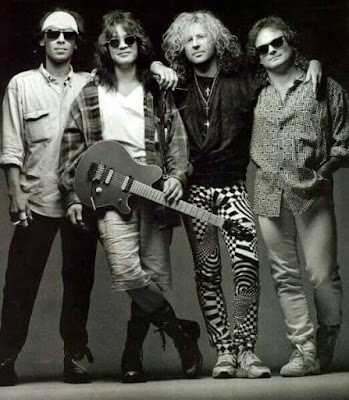 rock anos 90