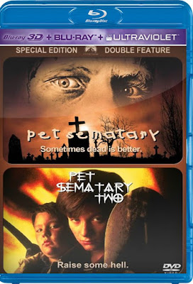 Pet Sematary SAGA BDRip HD Dual Latino
