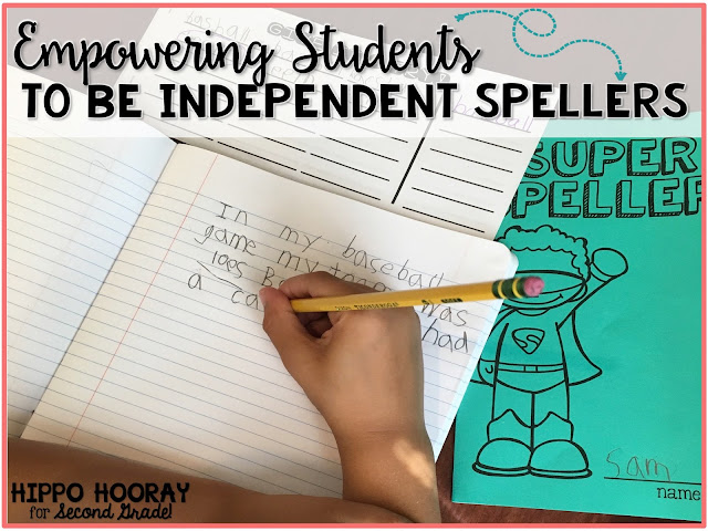 "Instead of simply telling students to ""stretch it out and write what you hear"" and sending them back to their seats, we need to empower our students to be independent writers and spellers. Check out a few tools and resources you can use to ensure writing success!"