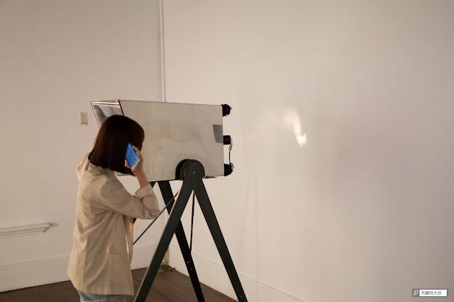 【大叔生活】來台北當代藝術館,更新一下你的藝術敏銳度! - 這次展覽的其中一個展出內容《自我顯相儀》
