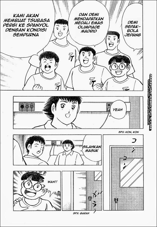 Captain Tsubasa – Rising Sun Chapter 09-17