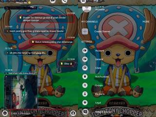 BBM MOD Versi Terbaru v3.3.2.31 APK