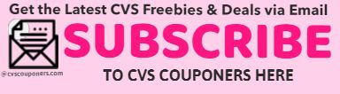 join cvs couponers to subcribe to cvs  freebies