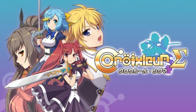 Croixleur Sigma is a dynamic hack-and-slash at true hurricane speeds. This evening, the Knights and Aristocrats will meet in a difficult battle