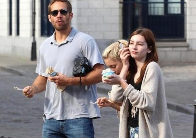 Recibe hija de Paul Walker 10.1 mdd por muerte de su padre
