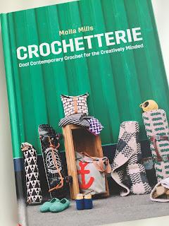 Studio Mojo, Molla Mills, haakboek, Crochetterie, Gehaakt/ crochet,
