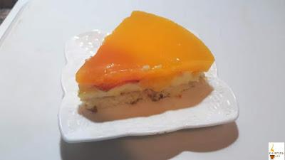 حلا المرايا بالبرتقال