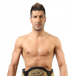 Sina Karimian Height and Weight, Age, Biography, Instagram, Kickboxing - Everything on Iranian MMA Fighter