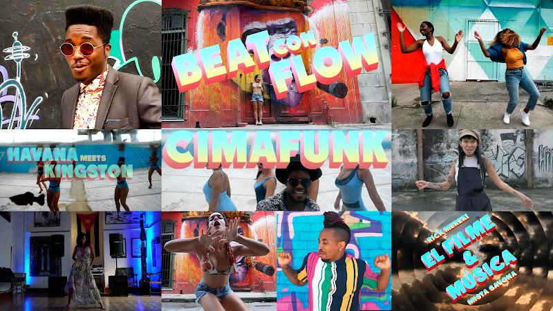 Mista Savona & CIMAFUNK - ¨Beat con Flow¨ - Videoclip - Director: Rick Mereki. Havana Meets Kingston II Project. Portal Del Vídeo Clip Cubano. Cuba.