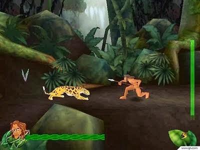 Tarzan Online