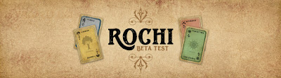 Rochi Beta Test, Cheapass Games