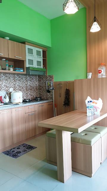 Apartemen disewakan di Solo Paragon Hotel & Residences